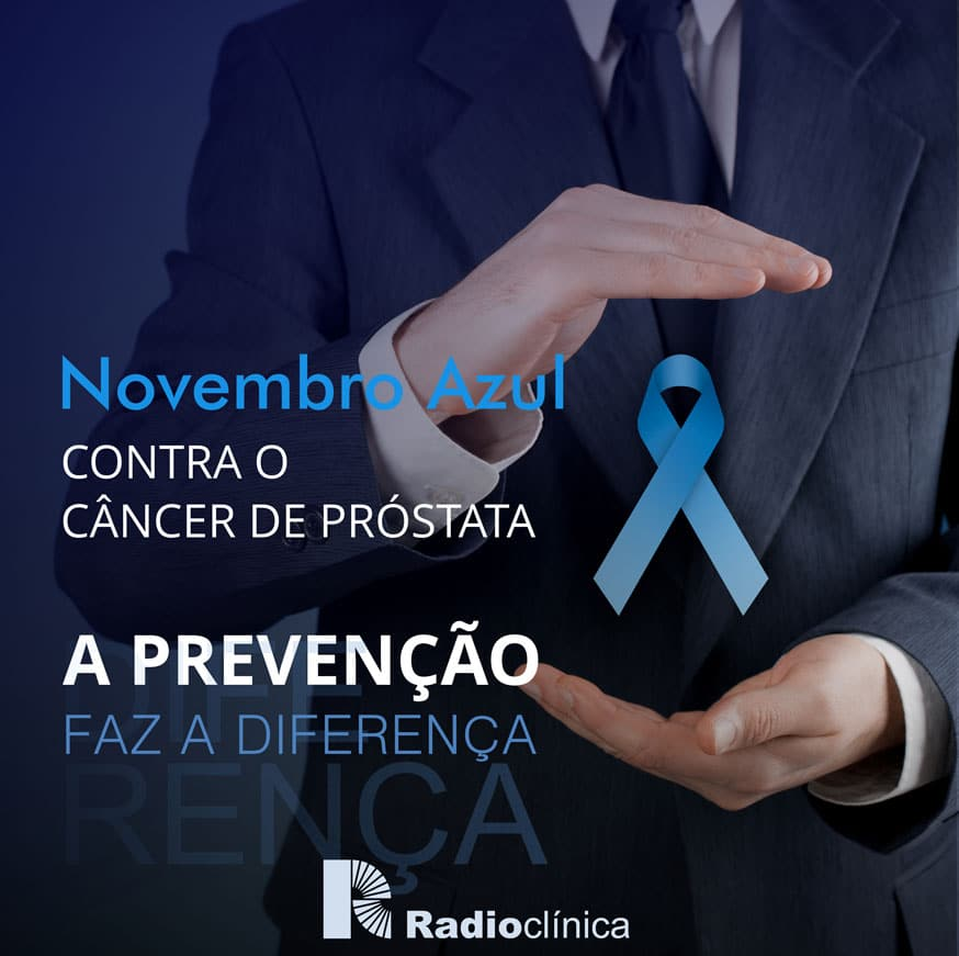 Novembro Azul | Radioclínica Uberlândia