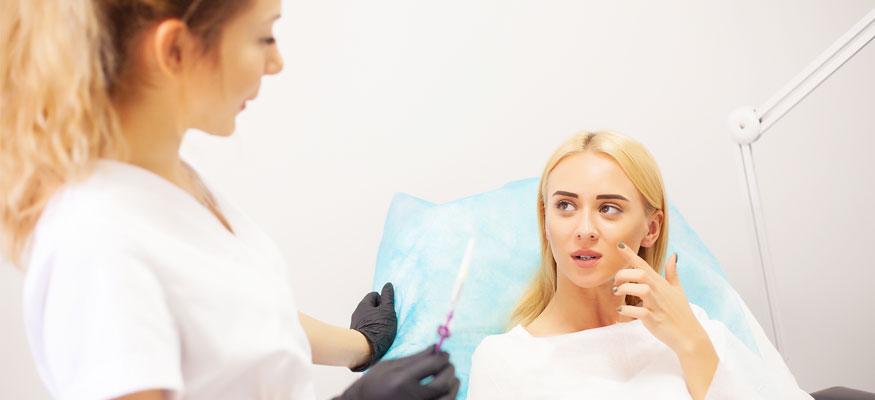 Ultrassom de Face: Avaliação de complicações após preenchedores | Radioclínica