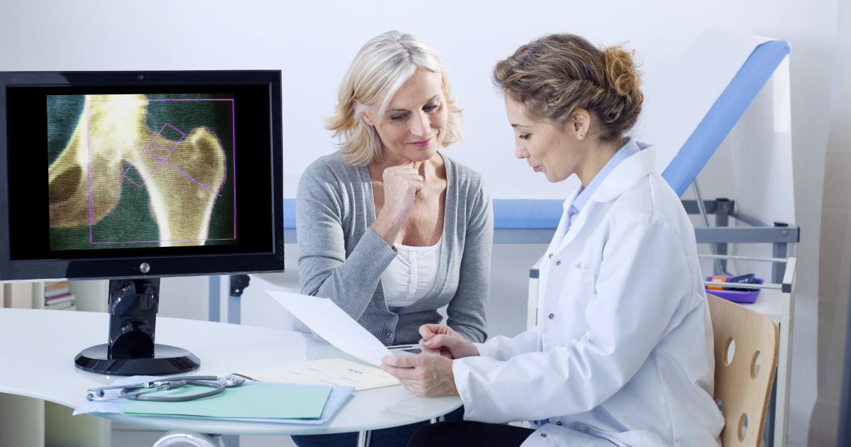 Osteoporose na menopausa: conheça o exame indicado!
