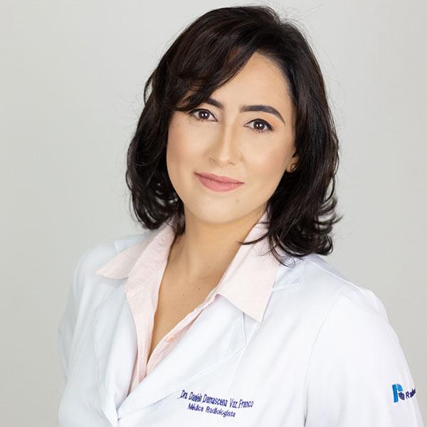 Daniela Damasceno Vaz Franco | Corpo Clínico Radioclínica