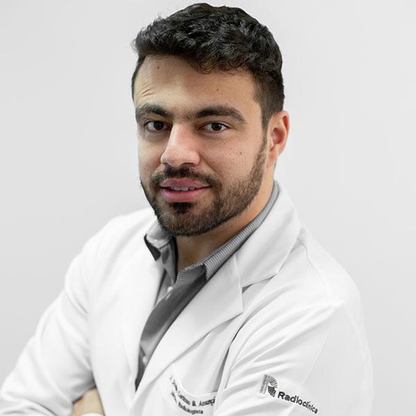 Douglas Cardoso Bernardes Assunção | Corpo Clínico Radioclínica