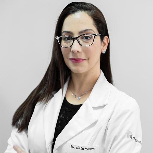 Marina Taliberti Pereira de Souza | Corpo Clínico Radioclínica