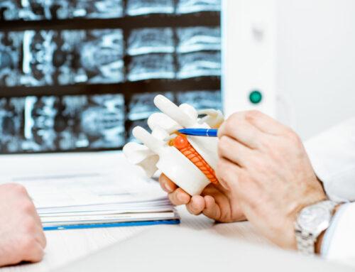 RM de coluna lombar no diagnóstico de hérnia de disco!